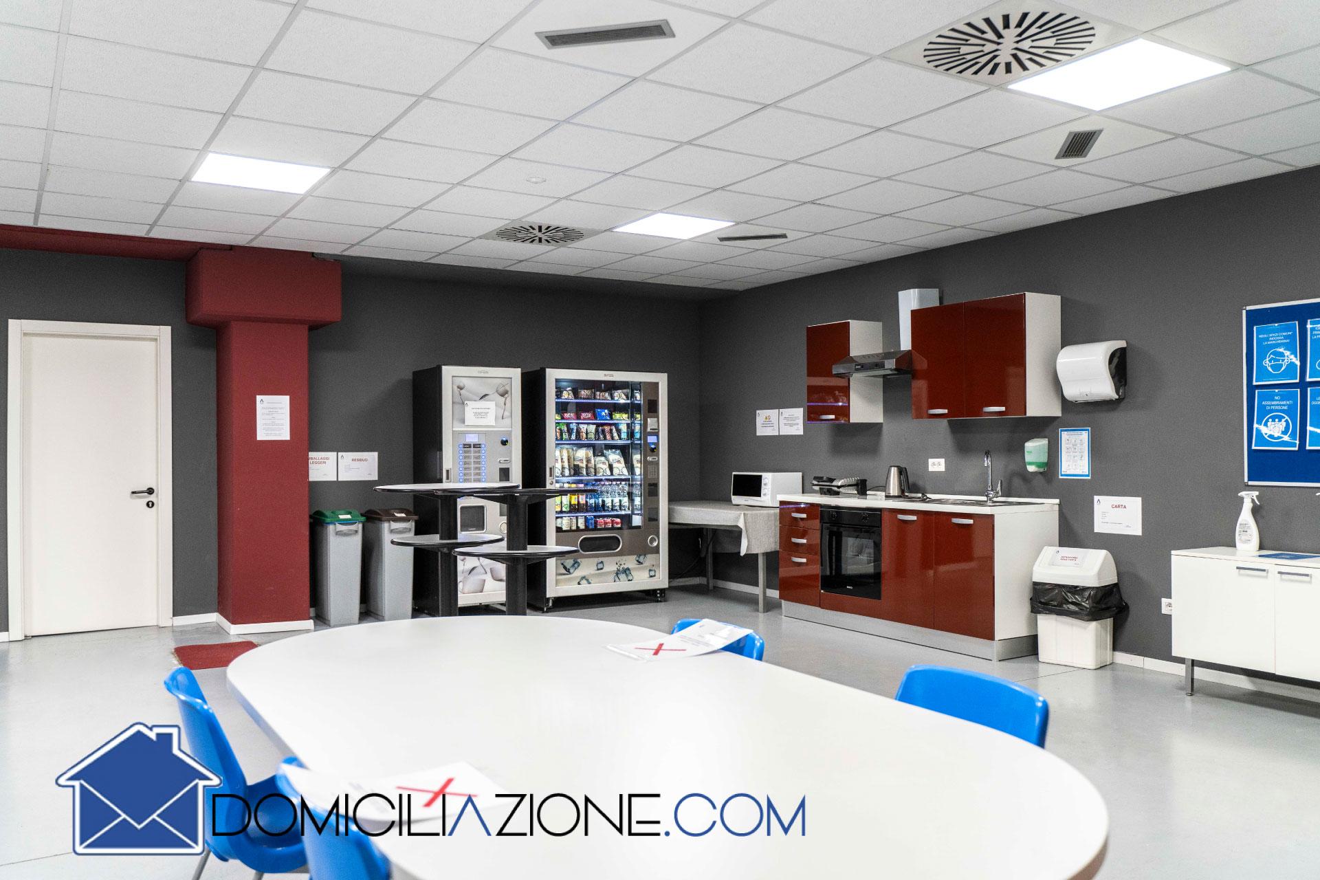 Area Break Business Center Trento