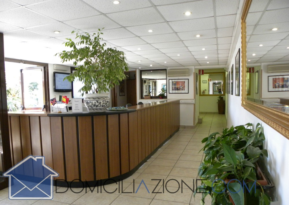 Business center Roma Nord
