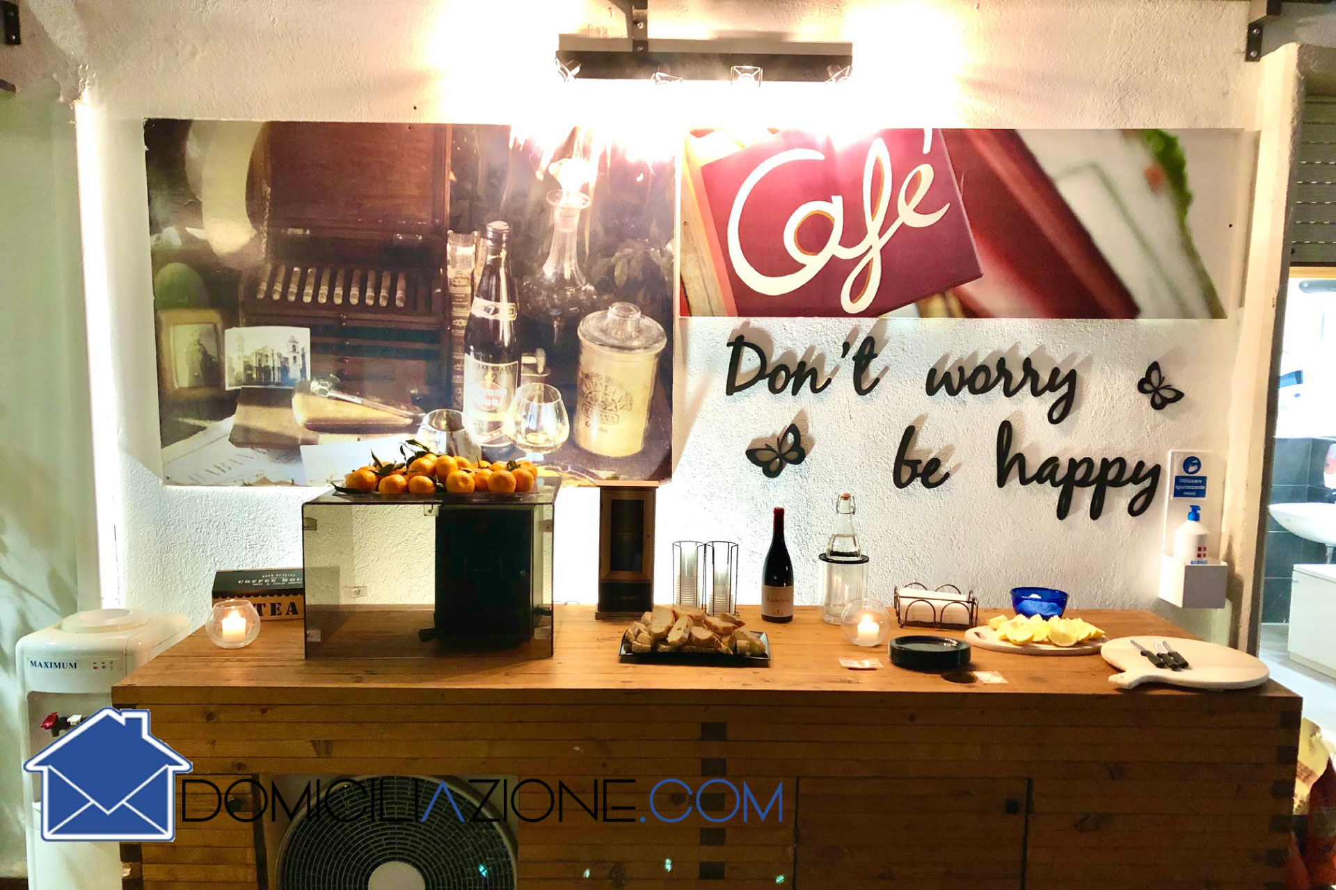 Corner caffè Business Center Palermo