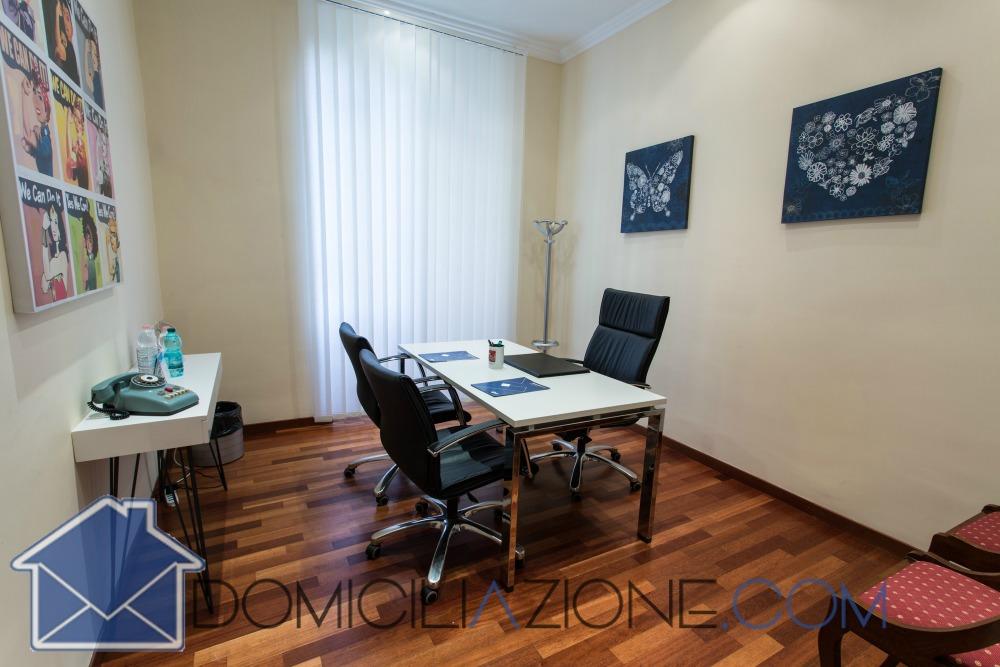 Roma ufficio a giornata