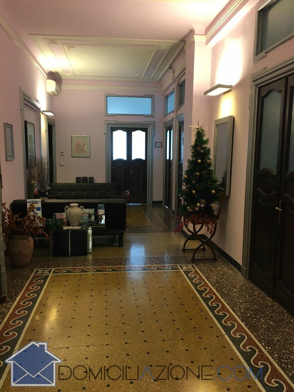Domiciliazione a genova stazione porta principe sede for Domiciliazione legale