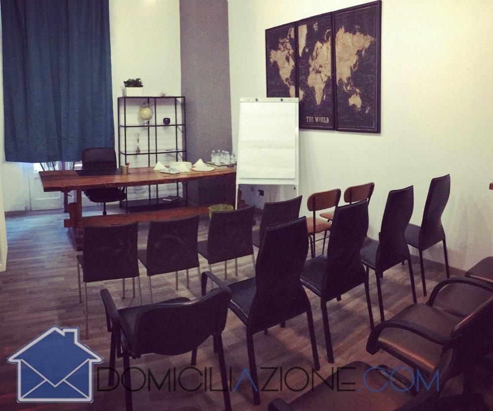 Bari sala riunioni domiciliazioni