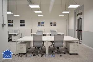 Sala riunione Gallarate Varese