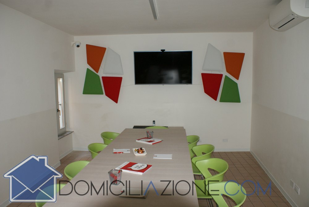 Sala riunioni noleggio Macerata