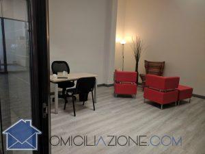 Domiciliazione ufficio temporaneo Torino