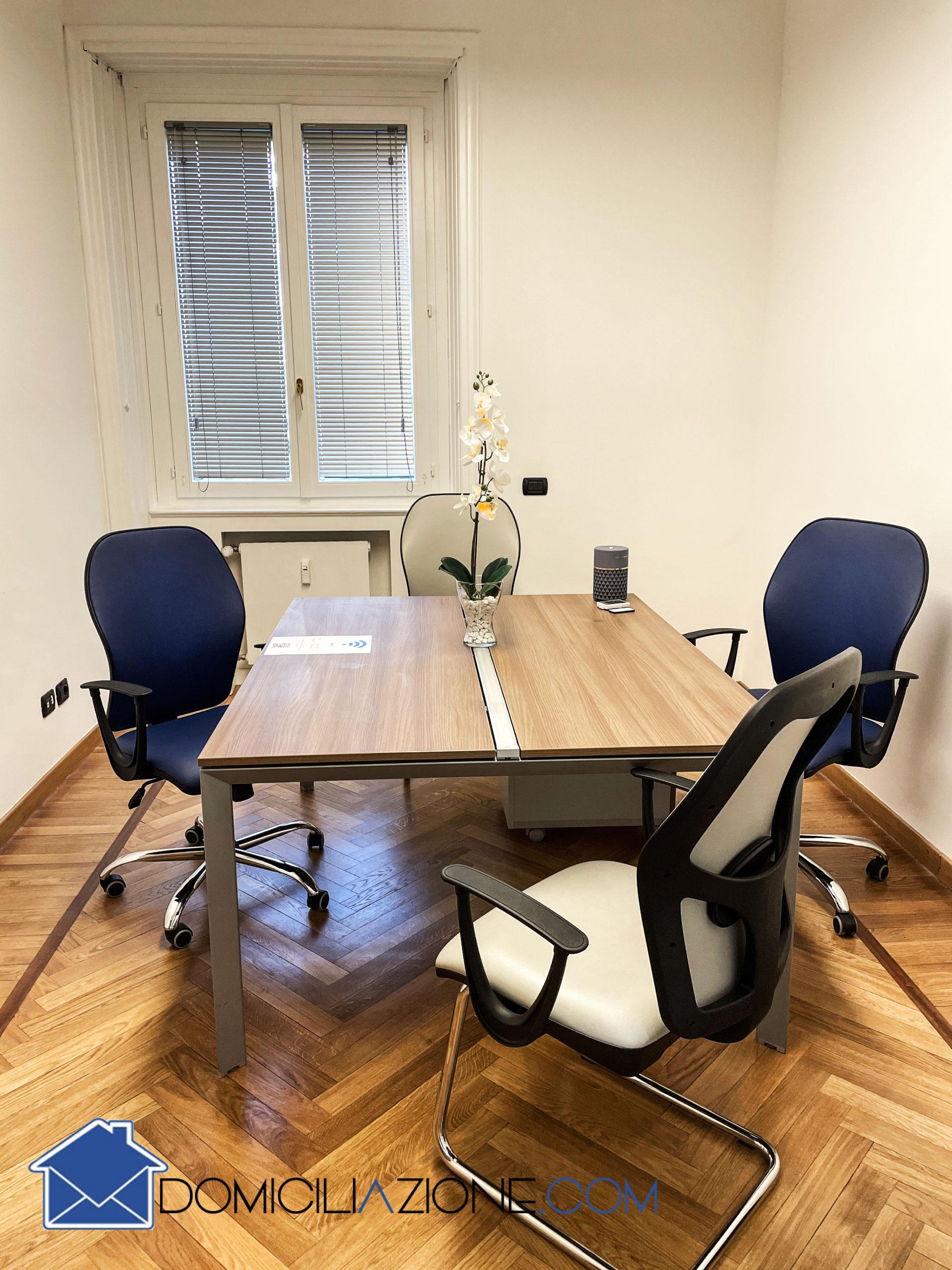 Ufficio ad ore Milano Repubblica