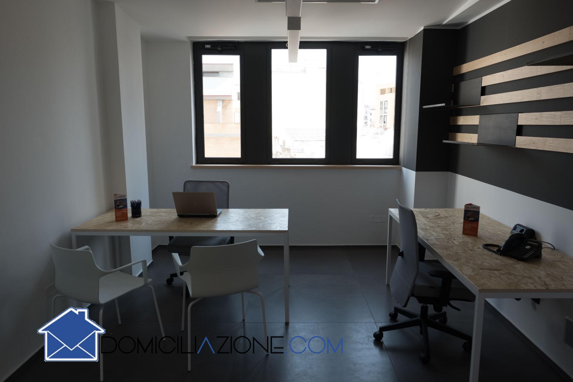 Ufficio ad ore Brindisi