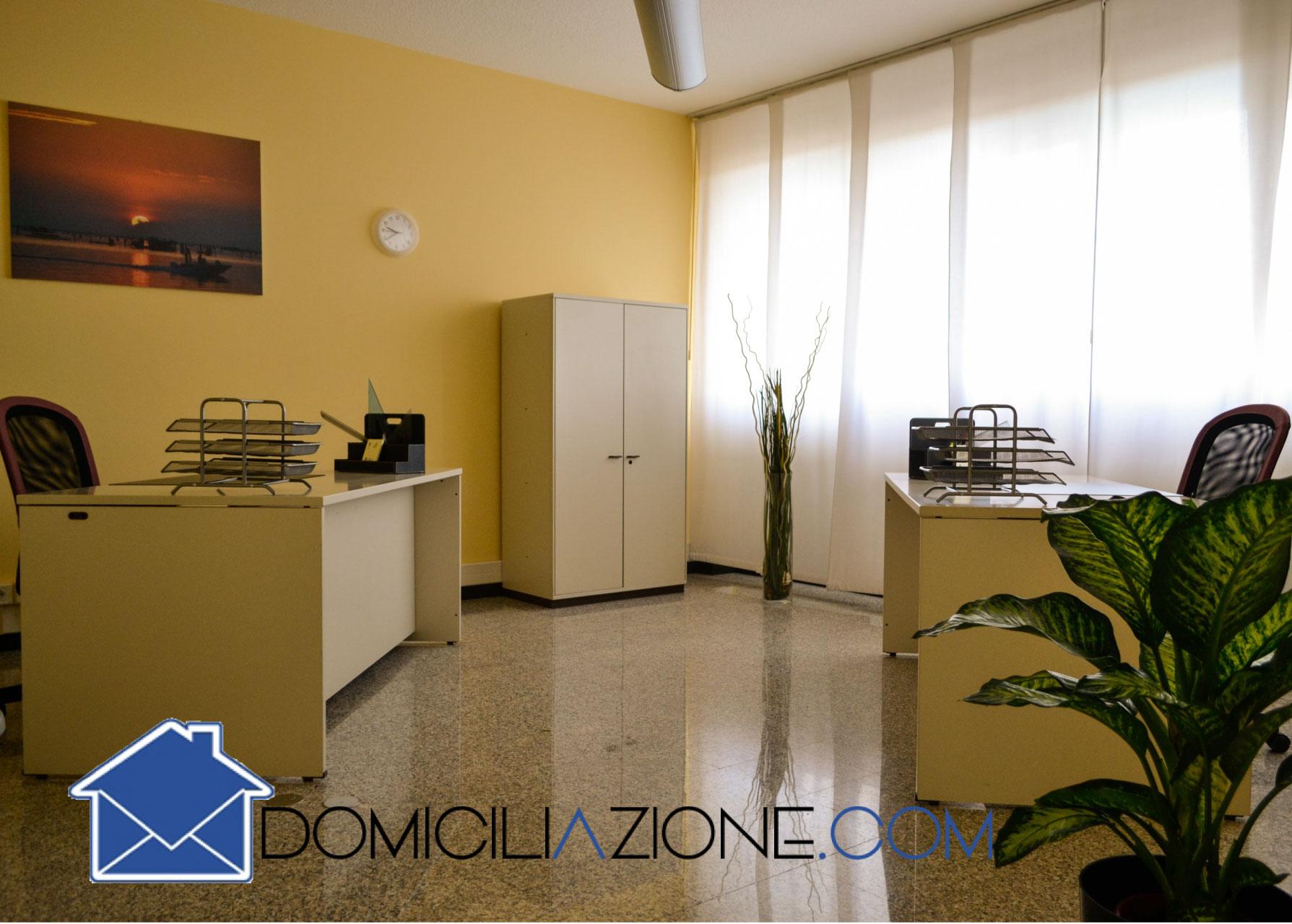 Spazio condivisa ufficio Padova