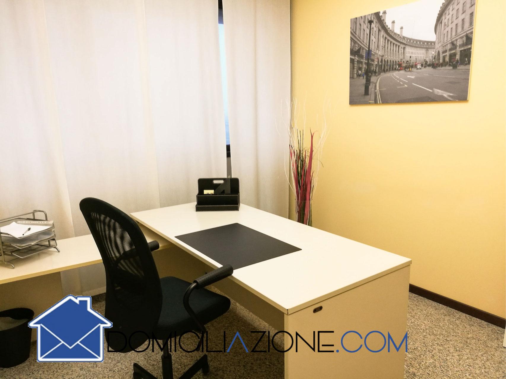 Ufficio a ore Padova