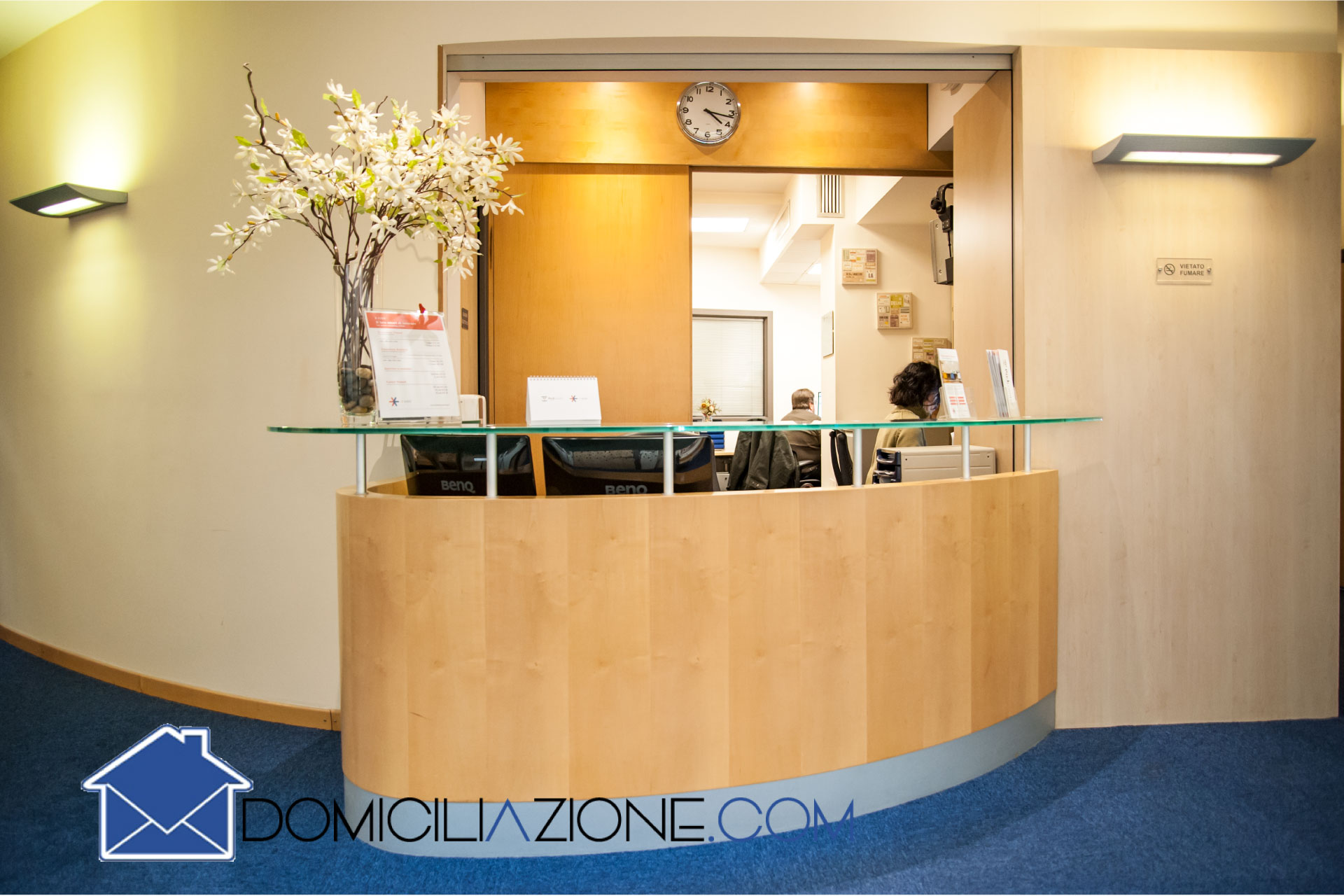 Ufficio virtuale Roma Prati